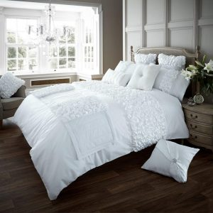Luxary Floral Verina Signature Duvet Cover Bedding Set  – Single, Double, King, Super King, Pillow Case