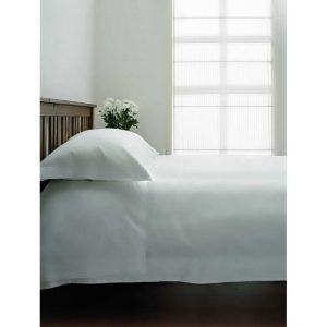 Percale Flat Bed Sheet – Single, Double, King