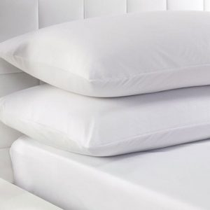 Goose Feather Pair Pillows – Size 48 cm x 74 cm