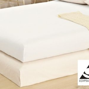Egyptian Cotton 400 Tread Count Fitted Bed Sheets – Single, Double, King, Super King