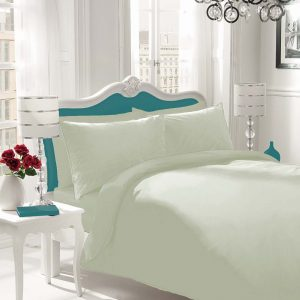PERCALE EXTRA DEEP Fitted Bed Sheets