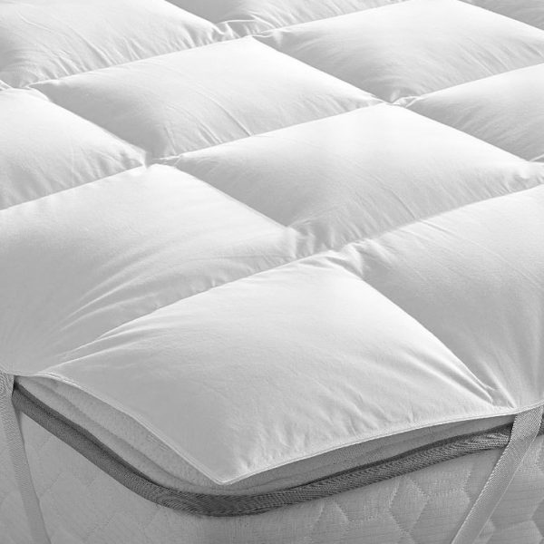 Quilted Mattress Protector – Single, Double, King, Super King