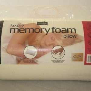 Memory Foam Pillow Roll 70cm x 40cm x 10cm