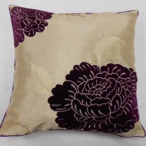 Extravegance Floral Cushion Covers Size 18×18 inch 45cm x 45cm (Pack of 4)