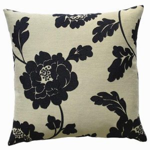 Harmony Floral Cushion Covers Size 18×18 inch 45cm x 45cm (Pack of 4)