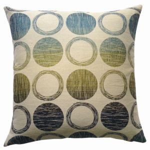 Moon Circles Cushion Covers Size 18×18 inch 45cm x 45cm (Pack of 4)