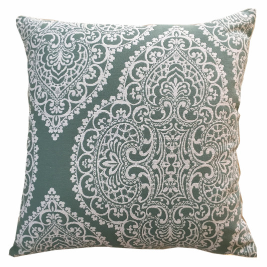 Cushion Covers Majestic Embroidered Size 18×18 inch 45cm x 45cm (Pack of 4)