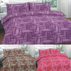 Stylish Jayce Printed Duvet Cover Set – Single, Double, King, Super King, Pillow Case