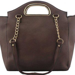 Fashion Designer Hand & Shoulder Bag – Color Black, Blue, Brown, Mink, Red