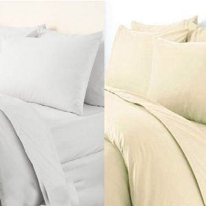 Egyptian Cotton 800 Tread Count Pillow Case 50cm x 75cm