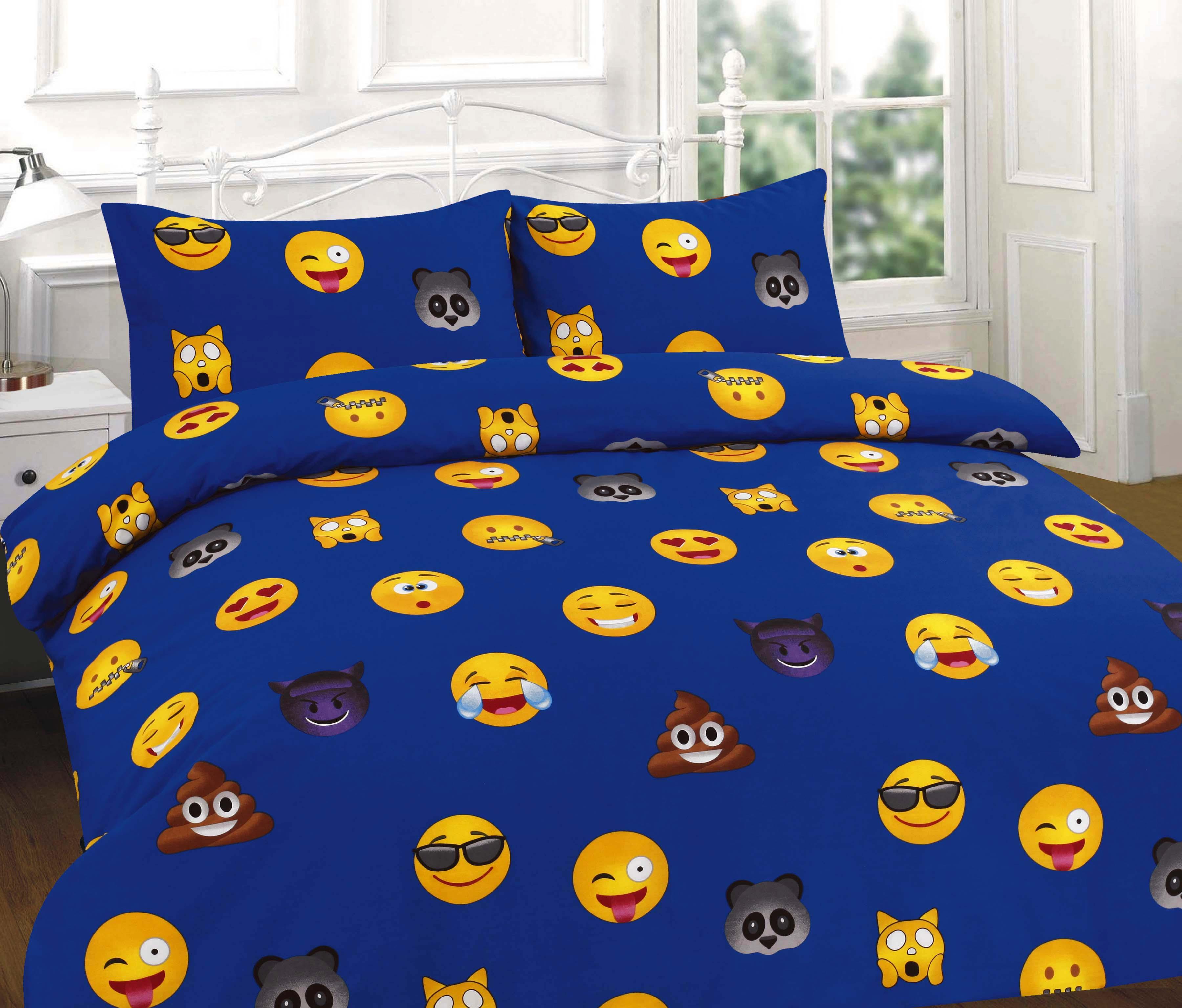 Emoji Multi Emotions Smiley Screaming Poo Panda Devil