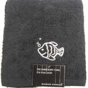 Fish-Bath-Sheet-Black