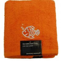 Fish-Bath-Sheet-Orange