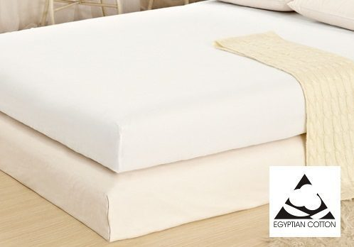 Beautiful Egyptian Cotton 800 Thread Count Fitted Bed Sheet Single Double King Super  King | Payndoo Style