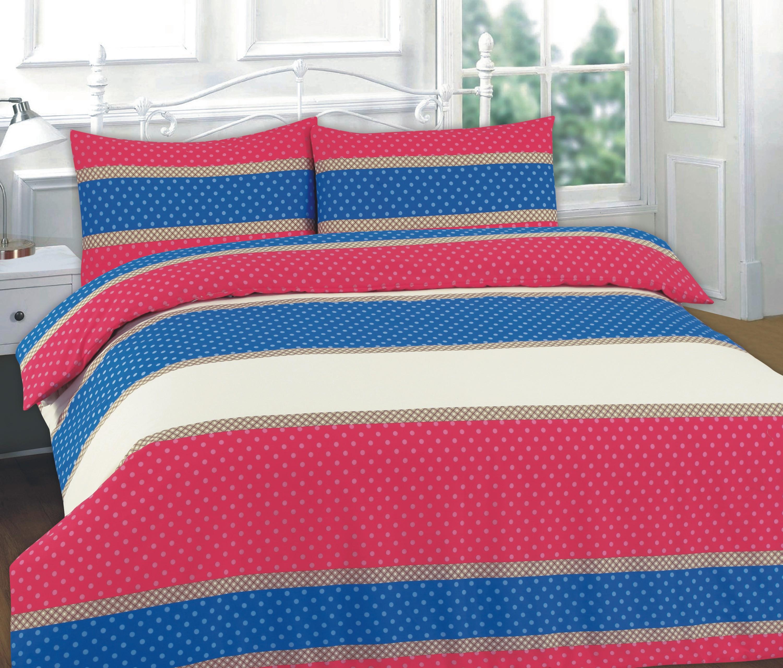 Easton Stripe Printed Duvet Set Payndoo Style