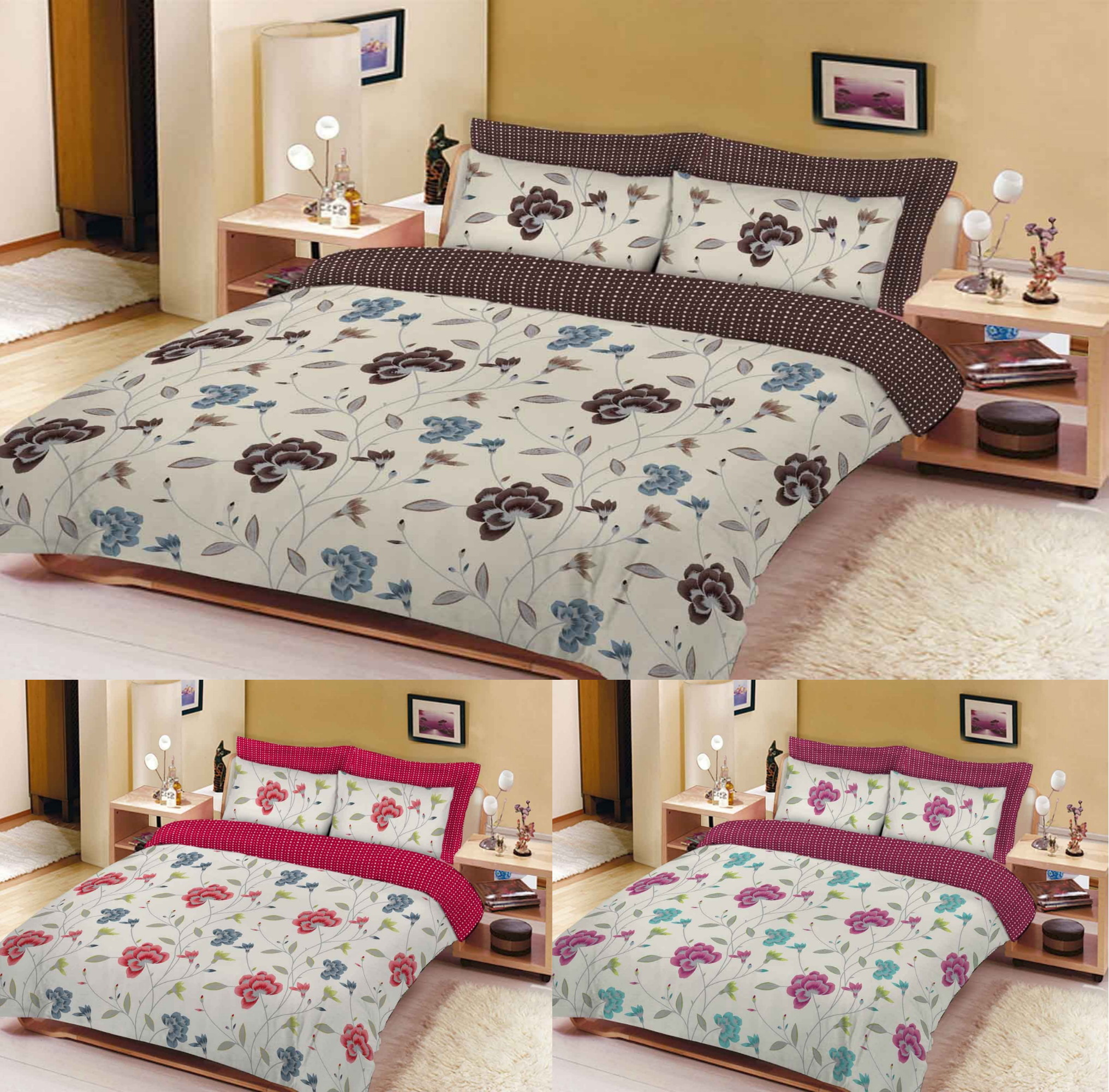 at poppy shot rags ink and flower am floral duvet bedding sets colorful screen cover products watercolor