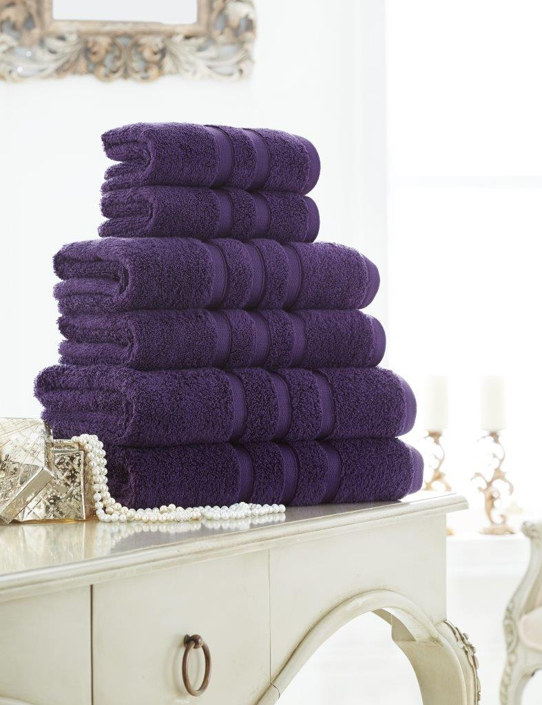 Zero Twist Hand Towel