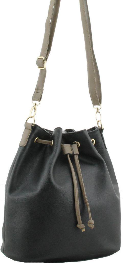 duffle black bag