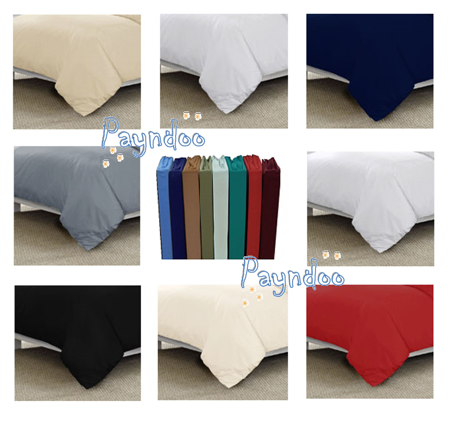 Winceyette Bed Sheets